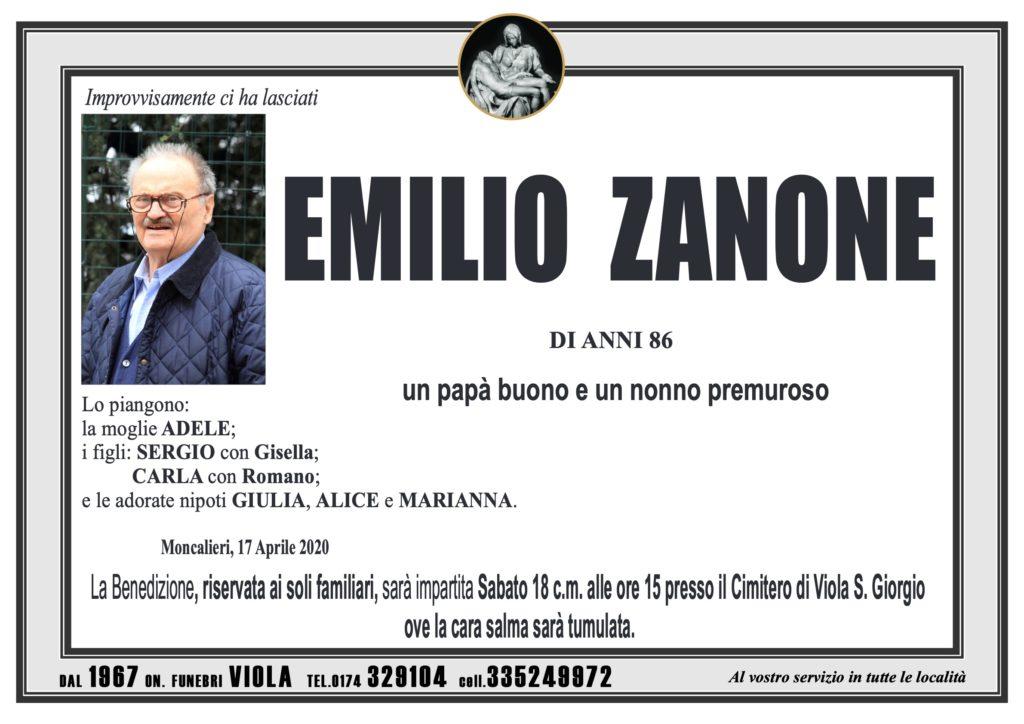 Emilio Zanone